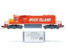 N Scale Intermountain 69345S-02 RI Rock Island SD40-2 Diesel #4796 w/ DCC Sound