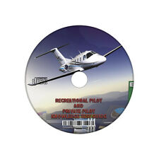 RECREATIONAL AND PRIVATE PILOT KNOWLEDGE TEST GUIDE, Aeronautical HANDBOOK  OnCD