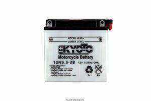Batterie Neuf Garantie kyoto 12n5.5-3b Malaguti DVD 50 4T 10-12