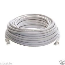 150 FT Cat5 RJ45 Ethernet LAN Network Cable for PC PS Xbox Internet Router White