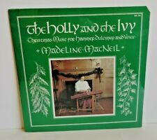 The Holly and the Ivy Madeline MacNeil 1983 Kicking Mule Records KM 230 (Sealed)