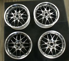 "19"" 5X114.3  BBS RS-GT DIAMOND BLACK FORD HONDA INFINITY LEXUS MAZDA RS920HDBPK"