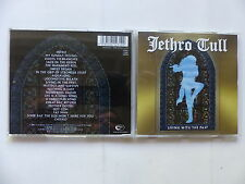 CD Album JETHRO TULL Living with the past GAS 0000231 EAG Prog