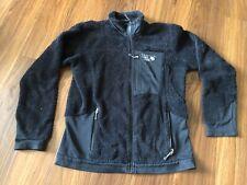 Mountain Hardwear Monkey Man High Pile Fleece Jacket Black Medium