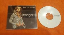 Britney Spears Stronger 4 songs walk on by  cd usato