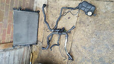 FORD GALAXY MK2 ,S MAX 2.0 TDCi ENGINE COOLANT PIPES , COMPLETE SET & RADIATOR