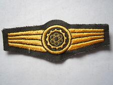Marina de guerra alemana Abz. para Técnico Personal / cuidado en oliva / dorado
