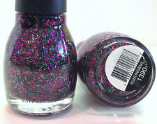 Sc Sinful Colors Professional Nail Polish # 1390 Silver Rainbows Holiday Tinsel