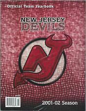 2001-2002 NEW JERSEY DEVILS YEARBOOK
