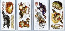 IRON MAN 3 EDGY wall stickers 20 big decals Marvel superhero IRONMAN Avengers