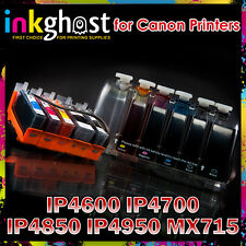 Canon compatible IP4700 &  IP4600 CISS Ink system CIS cartridge CLI-521 PGI-520