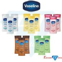 3 x Vaseline Intensive Repair Aloe Soothe Essential Healing Lotion Cream 200ml