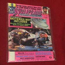 Starlog Presents Comics Scene Magazine #127 February