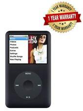NEW! Apple iPod classic 6th Generation Black (160 GB) + 1 YEAR WARRANTY