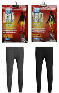 Mens Thermal Long Johns Top Bottom Underwear Trouser Set TShirt Full Half Sleeve