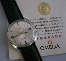 BEAUTY! 197O's OMEGA Seamaster Cosmic Automatic Stainless Steel Date, Paperwork