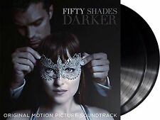 "OST ""Fifty Shades of Grey 2-AMORE pericolose"" VINILE 2lp NUOVO 2017 colonna sonora"