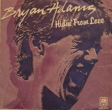 Bryan Adams Hidin' From Love / Wait And See Ducth 12""