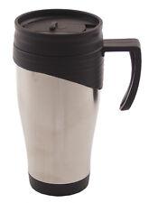 MFH FoX Outdoor Tasse Edelstahl 400 ml Trinkbecher Thermosbecher Thermoskanne