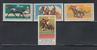 Germany DDR 1974  Horse Breeding Sc 1570-1573  Mint Never Hinged