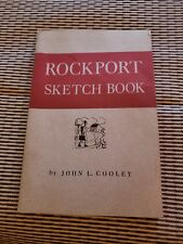 Rockport Massachusetts Sketch Book Stories of Early Art & Artists