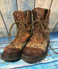 NEW Men/'s Irish Setter Gunflint #818 1000 grams thin Insulated Waterproof Boot