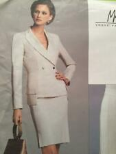 Vogue Sewing Pattern 2749 Ladies Misses Skirt Jacket Size 14-18 Mantana