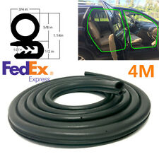 13.1 Feet Rubber Car Door Seal Weatherstrip Body Mounted Front Left or Right -Us (Fits: Gmc Safari)