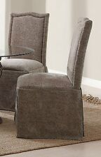 Coaster Beige Parson Chair Set Of 2- 190062 DINING CHAIR NEW