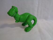 "Disney Pixar Toy Story Figure Green Dinosaur Rex PVC Figure or Cake Topper 3"""
