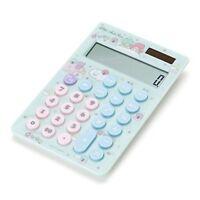 Little Twin Stars Calculator leaflet Japan