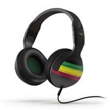 Skullcandy Hesh 2 Supreme Sound Over-Ear Headphones in Rasta/Black - New