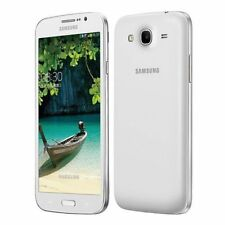 - White Samsung Galaxy Mega 5.8 GT-I9152 8GB Dual SIM 8MP Smartphone Unlocked