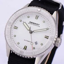 Watch DEBERT Parnis   43mm  Movement Automatic MIYOTA 21 jewels, SHAPPIRE GLASS