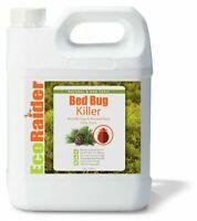 EcoRaider Bed Bug Killer (Natural, Non-Toxic) - 1 Gallon