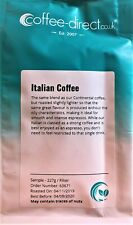 Italian coffee, medium to strong . Suitable for filter coffee machines .