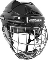BAUER 9900 Hockey Helmet Combo, Bauer Ice Hockey Helmet with Cage, Inline Helmet