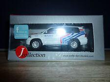 TOYOTA LAND CRUISER 200 / BELGIUM FEDERAL POLICE CAR /  J COLLECTION NEUVE 1/43°