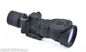 KNIGHTS LR Socom PVS-30 Gen 3 ITT Pinnacle Night Vision Clip-On AN/PVS-30 Gated