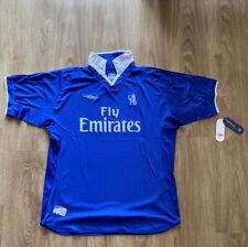 Umbro Chelsea 2001 2003 | Home Football Shirt Size XL Fly Emirates Retro BNWT