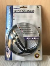 Monster Cable Interlink Datalink 100 1m Cable High Purity Copper Stranded Coax