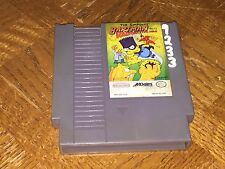Bartman Meets Radioactive Man Simpsons Nintendo Nes Cleaned & Tested