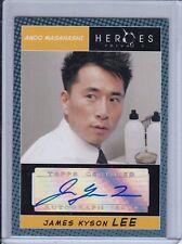 Heroes Volume 2 - Autograph - James Kyson Lee as Ando Masahashi