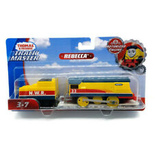 Thomas & Friends Track Master Motorized Action Rebecca w/ Tender New Free Ship