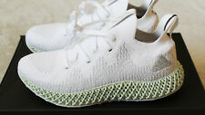 New Adidas Alphaedge 4D White Grey Green Futurecraft UK 10.5 US 11 EU 46 CG5526