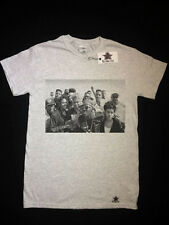KID N PLAY,FLAVA FLAV,FRESH PRINCE,SALT AND PEPPER,SLICK RICK RAP T-SHIRT SMALL