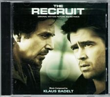 THE RECRUIT Klaus Badelt OST Soundtrack CD Der Einsatz Varese Sarabande Varése