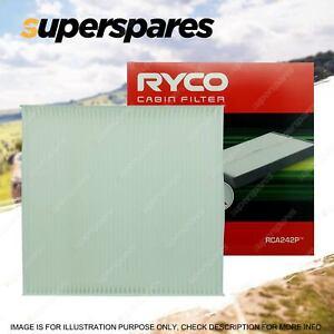 Ryco Cabin Filter for Jeep Grand Cherokee WK V6 V8 Turbo Diesel Petrol 2011-2018