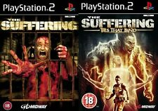 the suffering & the suffering the ties that bind   PS2  PAL FORMAT