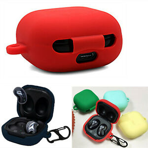 Silicone Cover Headset Case+Hook for Samsung Galaxy Buds 2/ Buds Pro/ Buds Live